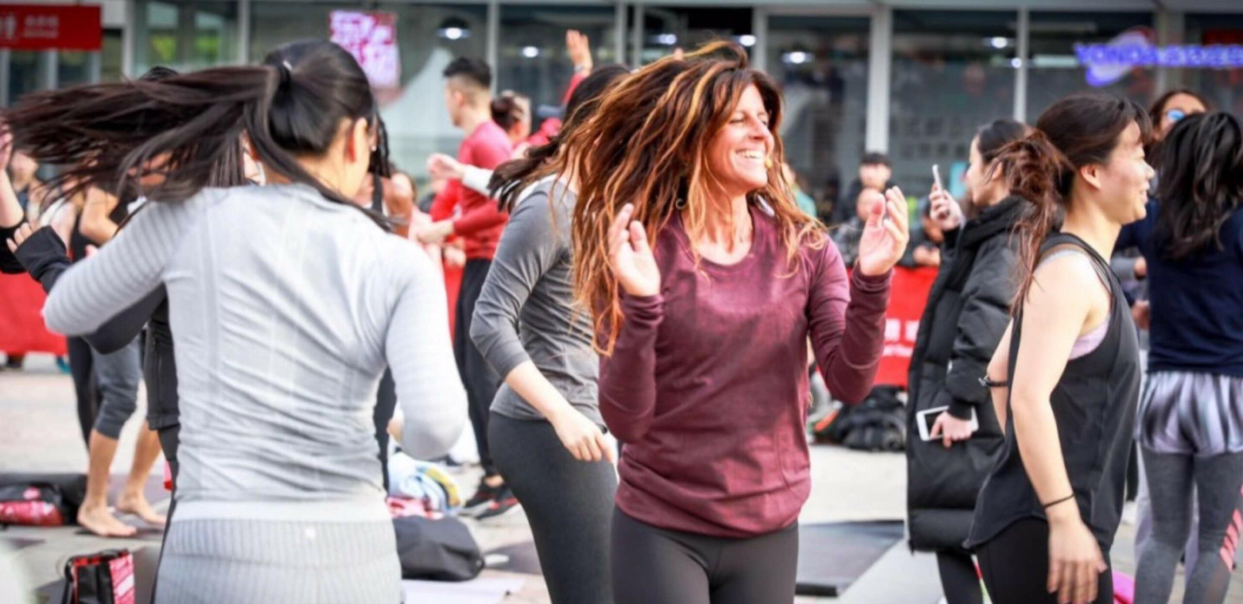 Gloria Latham Kundalini Yoga Workshop